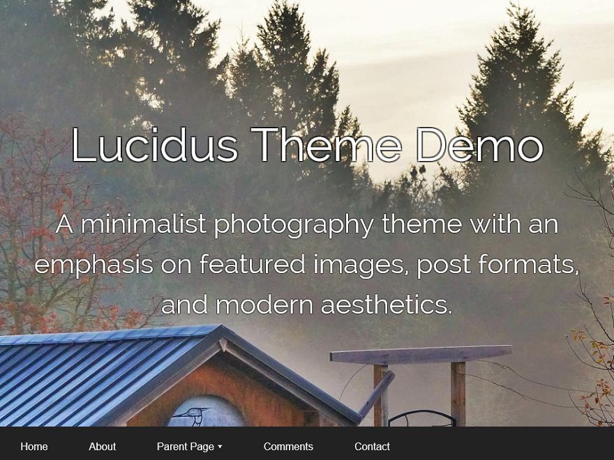 Lucidus Screenshot